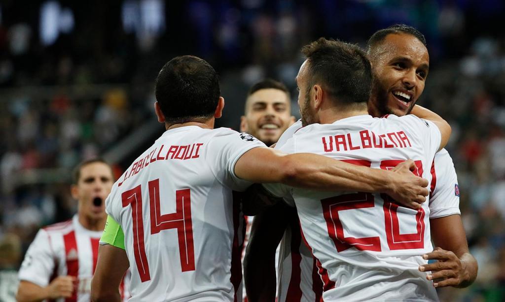 Krasnodar-Olympiakos