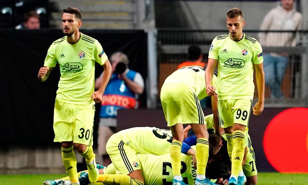 Rosenborg-Dinamo Zagreb