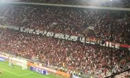 Nice-Marselha interrompido por causa de tarjas