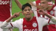 Álvarez estreia-se a marcar pelo Ajax e diz: «Eu estou aqui»