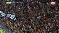 Nice-Marselha interrompido devido a tarjas e cânticos homofóbicos