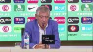 Fernando Santos: «Dois jogos decisivos? São seis jogos decisivos»
