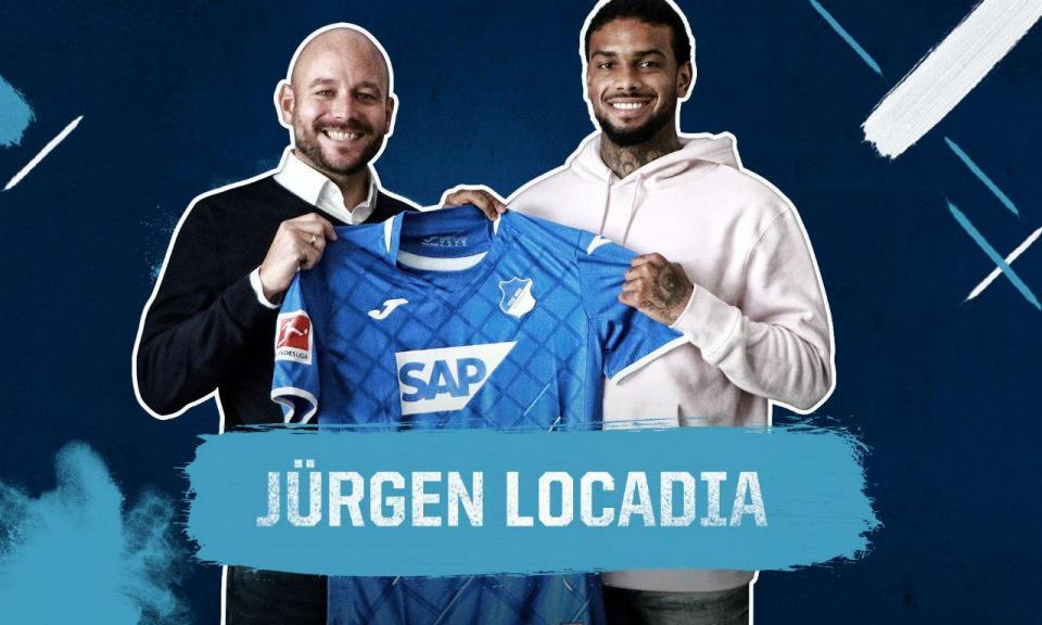 OFICIAL: Locadia deixa Inglaterra e vai jogar no Hoffenheim