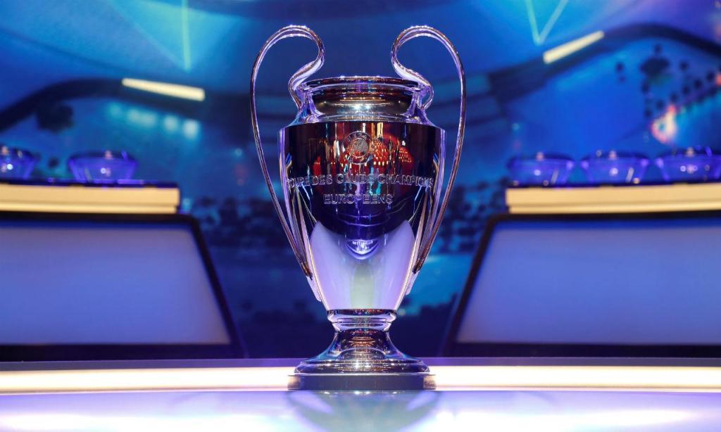 Sorteio Liga dos Campeões (Reuters)