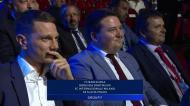 A reação do Slavia quando calhou no «grupo da morte»