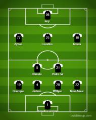 Onzes prováveis Moreirense-Portimonense