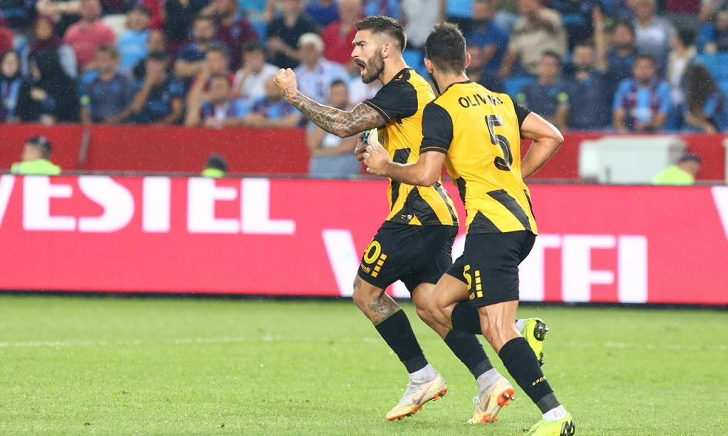 Trabzonspor-AEK