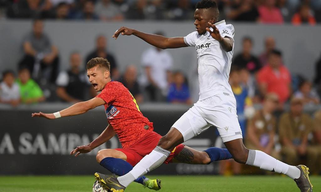 V. Guimarães-Steaua Bucareste