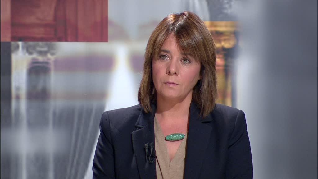 """Catarina Martins: """"É uma vergonha as condições em que trabalham as forças de segurança"""""""