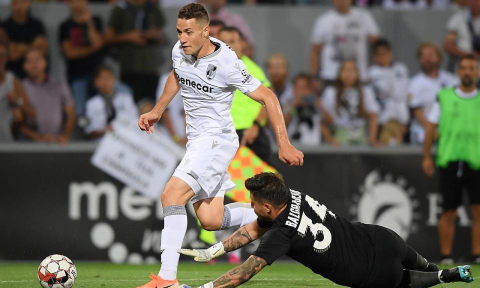 UEFA recusa pedido do V. Guimarães para receção ao Arsenal