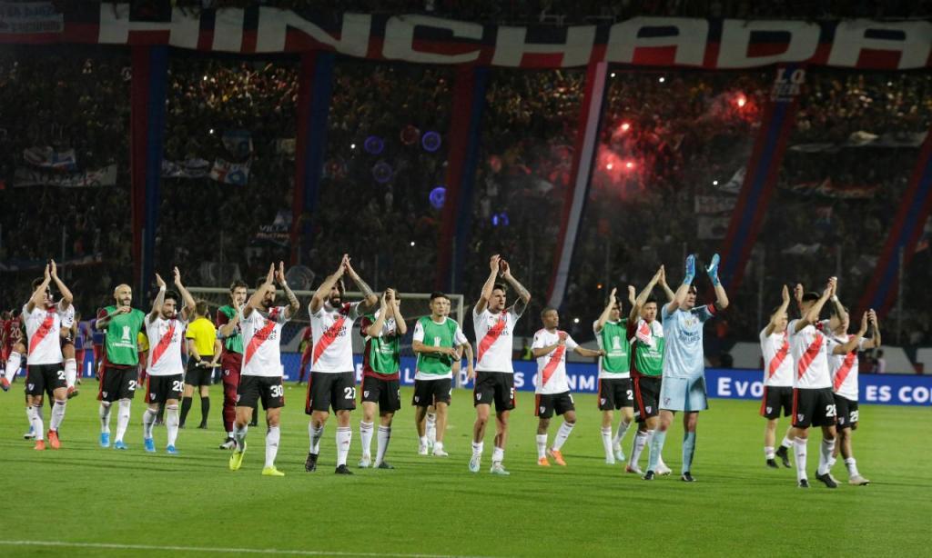 River Plate (REUTERS/Jorge Adorno)