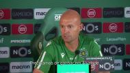 Treinador do Sporting elogia qualidade de jogo do Rio Ave