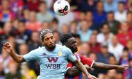 Crystal Palace-Aston Villa