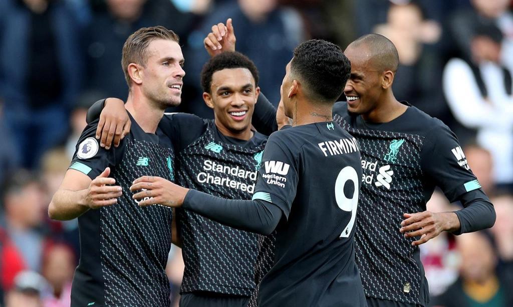 Burnley-Liverpool