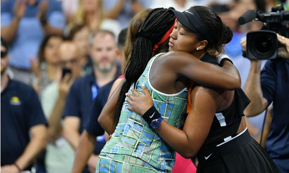 US Open: Osaka acaba com sonho de Gauff em noite de emoções (VÍDEO)