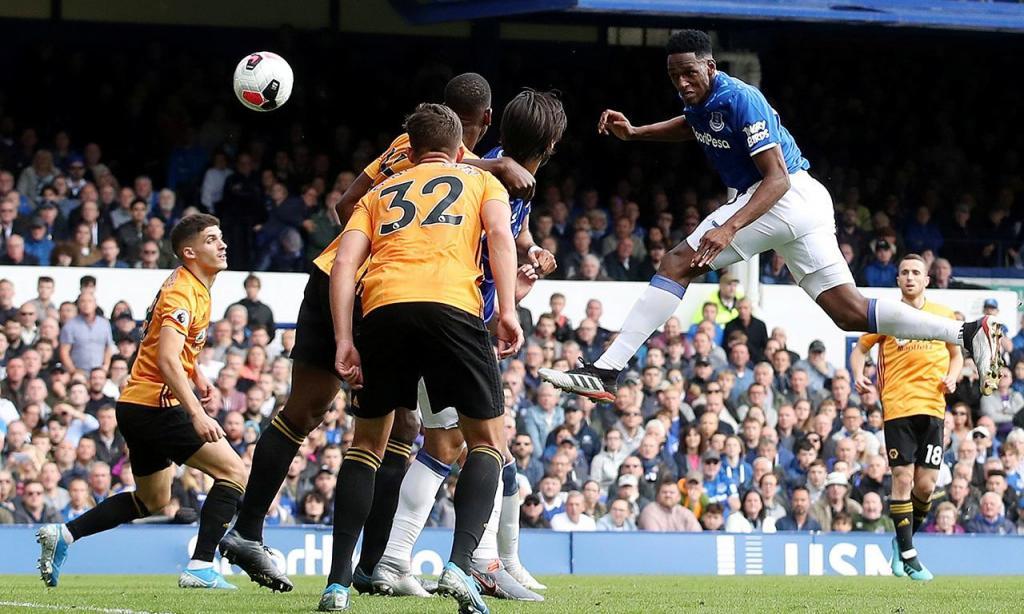 Everton-Wolverhampton
