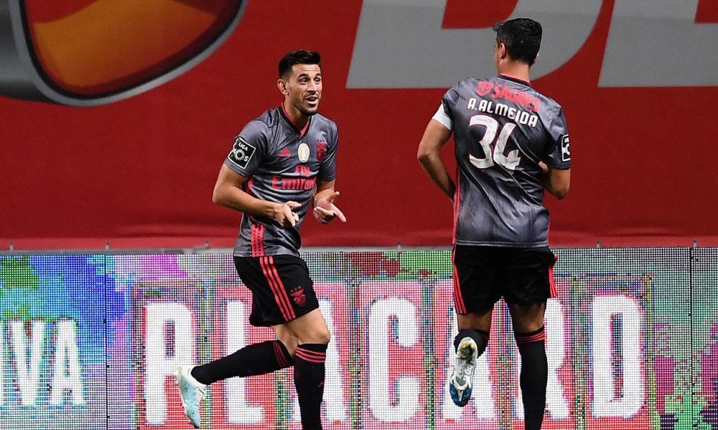 Sp. Braga-Benfica