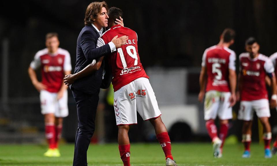 Taça da Liga: os adversários do Sp. Braga na fase de grupos