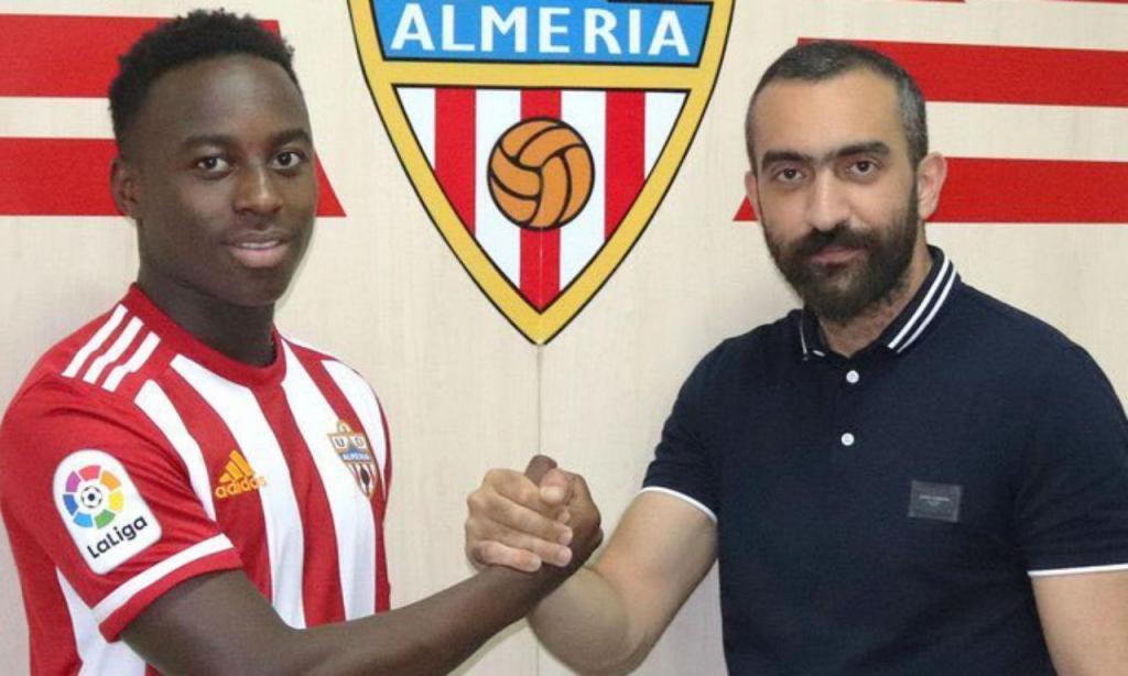 Appiah vai jogar no Almeria