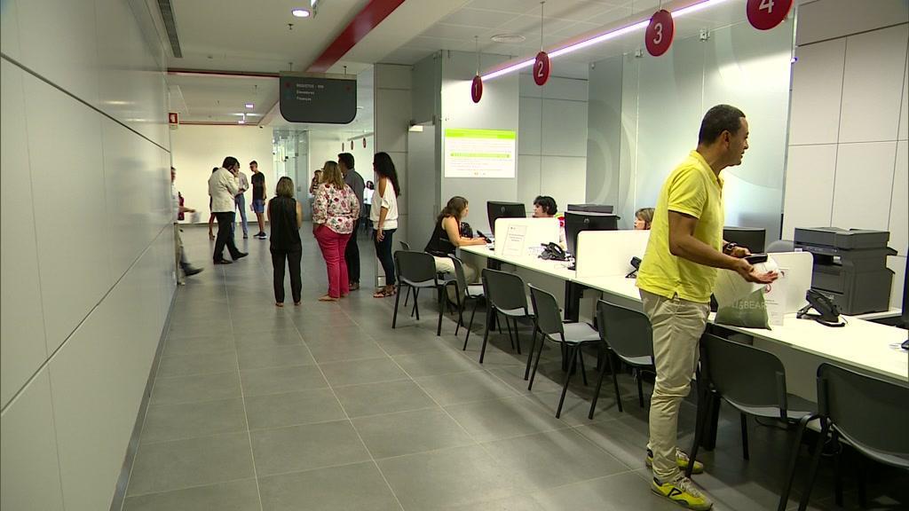 Nova Loja do Cidadão já tem filas em Lisboa