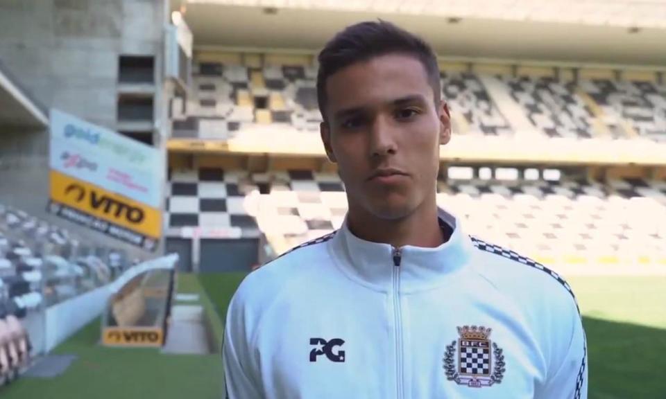 OFICIAL: Miguel Reisinho assina pelo Boavista