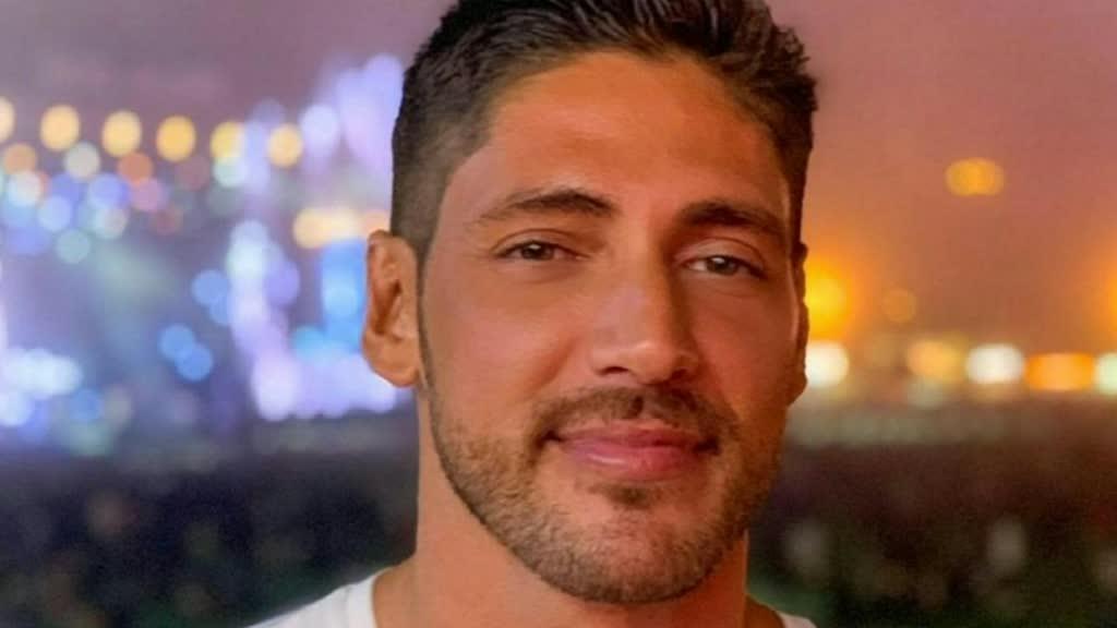 Ângelo Rodrigues faz tratamento em câmara hiperbárica