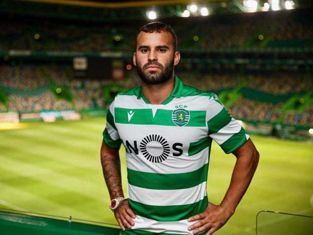 Jesé Rodríguez (foto: Sporting CP)