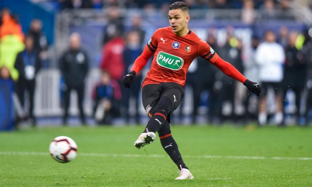 Ben Arfa, terminou contrato com o Rennes (Reuters)