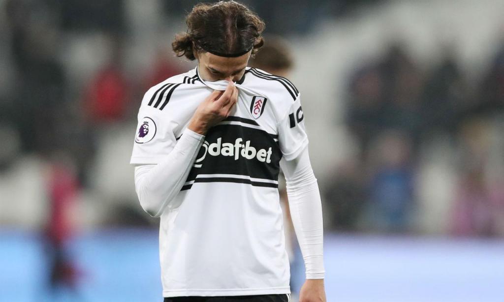 Lazar Markovic, terminou contrato com o Fulham (Reuters)