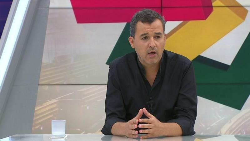 """André Silva: """"Queria reiterar a minha admiração pelo Presidente da República"""""""