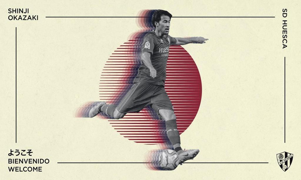 Shinji Okazaki (Huesca)