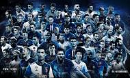 Onze do ano (foto FIFA)