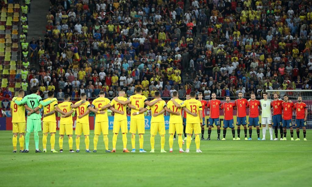 Roménia-Espanha