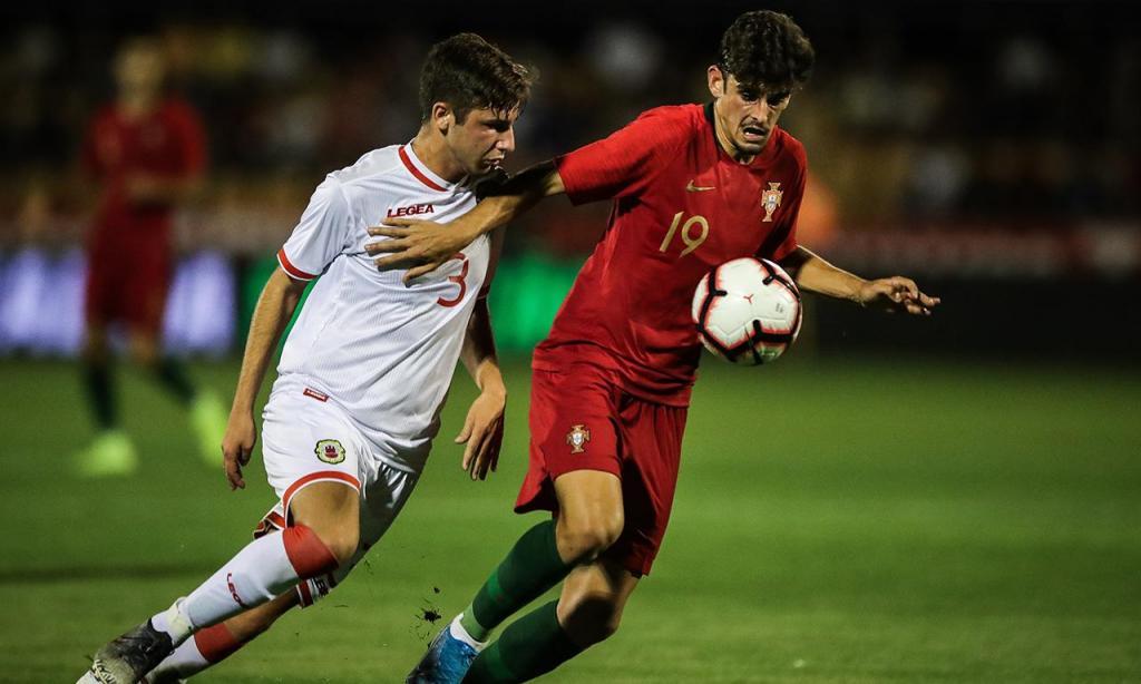 Sub-21: Portugal-Gibraltar