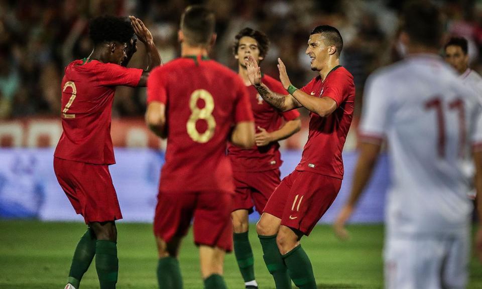 Euro Sub-21: Bielorrússia-Portugal, 0-2 (crónica)