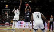 Mundial de Basquetebol: EUA-Grécia (Associated Press)