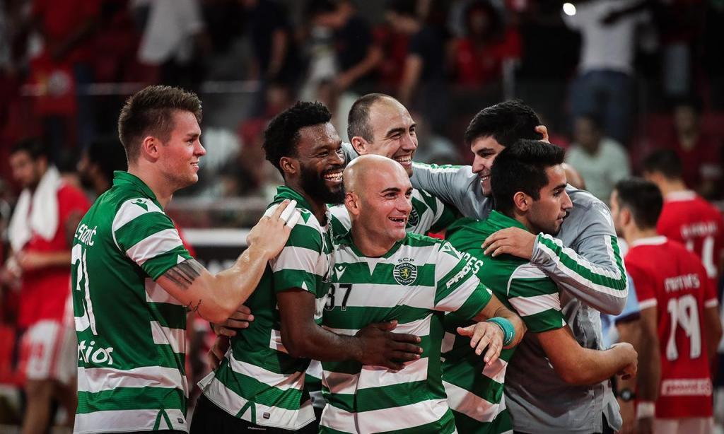 Andebol: Benfica-Sporting