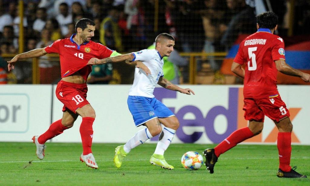 Arménia-Bósnia (Associated Press)