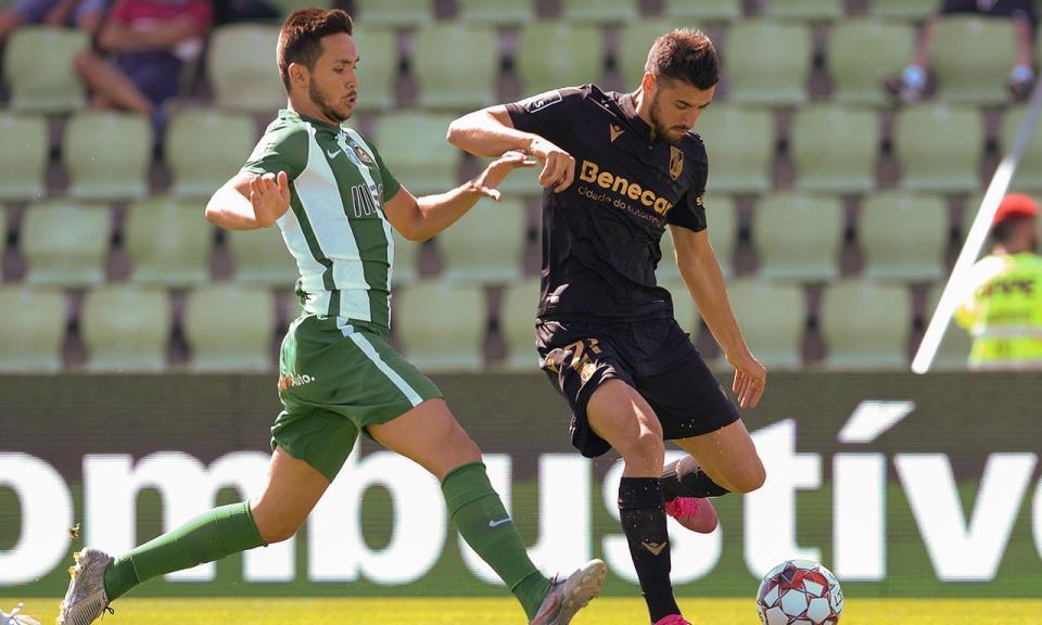 Liga: Rio Ave-V. Guimarães, 1-1 (resultado final)