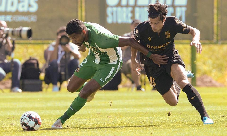 VÍDEO: o resumo do empate entre Rio Ave e V. Guimarães