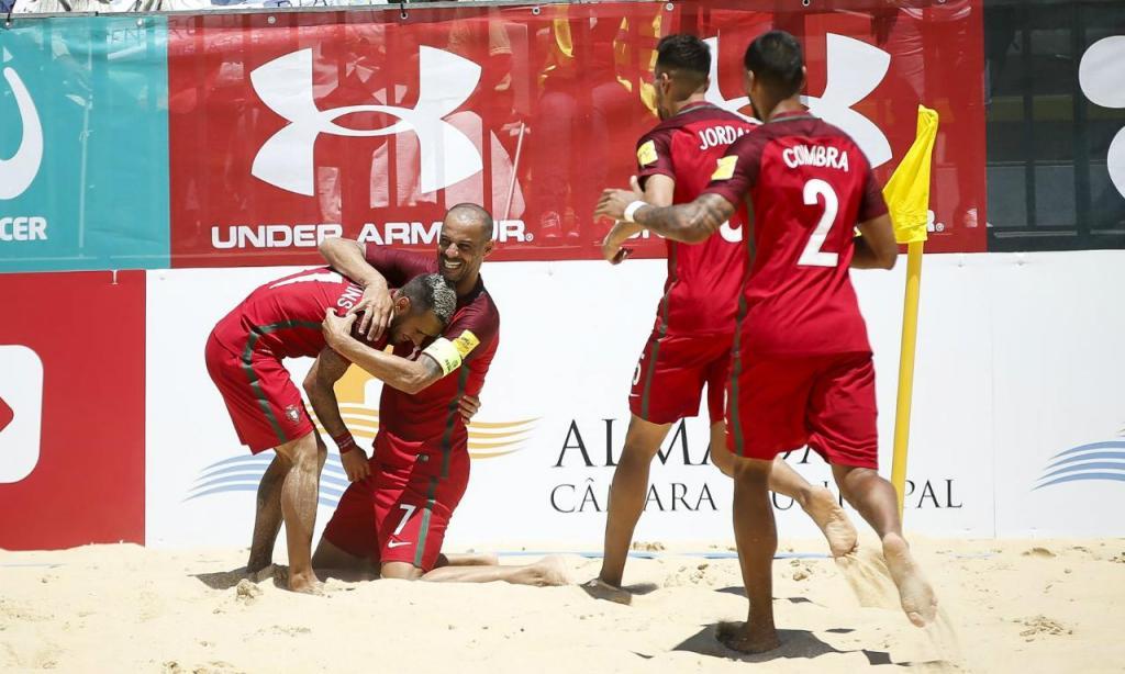 Seleção de Futebol de Praia - Mundialito 2018 (FPF)
