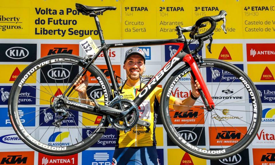 Emanuel Duarte vence Volta a Portugal do futuro