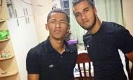 Fabinho e Luiz Phellype