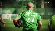 Sporting mostra detalhes da preparação de Leonel Pontes para o Bessa