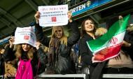 Mulheres continuam sem poder assistir a jogos no Irão