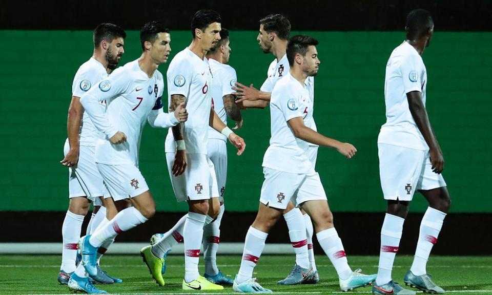 Euro2020: afinal a goleada de Portugal... soube a pouco
