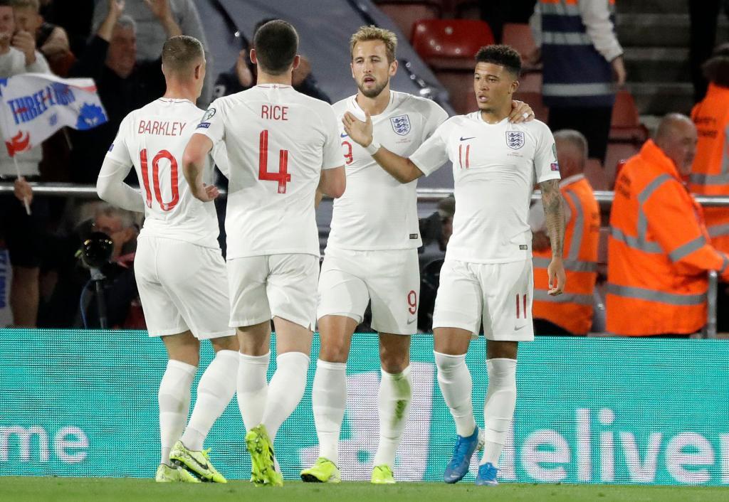 Inglaterra-Kosovo