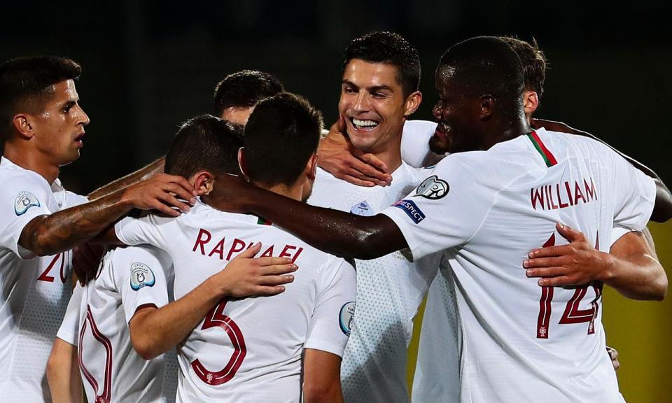 Euro 2020: Lituânia-Portugal, 1-5 (crónica)