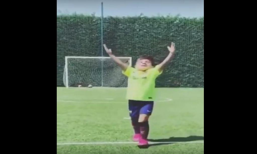 Mateo Messi (Youtube)