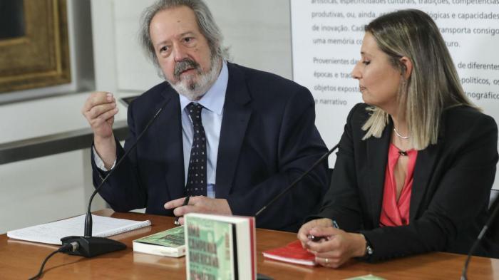 Joana Reis apresenta livro sobre Humberto Delgado e eleições de 1985